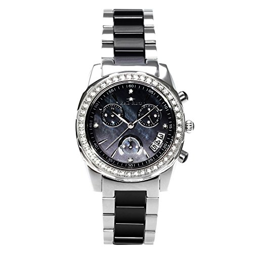 Stella Maris Analog Quarz Premium Keramik Diamanten STM15L2