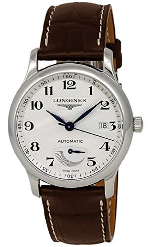 Longines Master Collection Power Reserve Automatic Stainless Steel Mens Watch Calendar L27084783