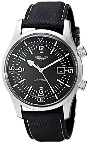 Longines Heritage Collection The Longines Legend Diver Watch L36744500