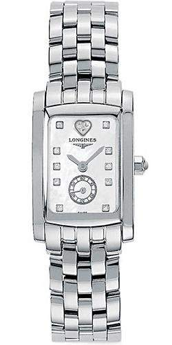 Longines Damen-Armbanduhr Silber L51554846