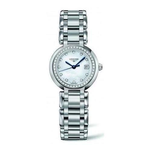 Longines Damen-Armbanduhr Silber L81100876