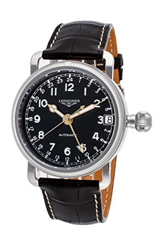 Longines Heritage Avigation Automatic Stainless Steel Mens Strap Watch L2 778 4 53 2
