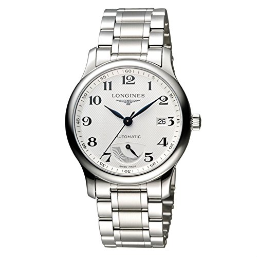 Longines Master Collection Power Reserve Automatic Stainless Steel Mens Watch L2 708 4 78 6