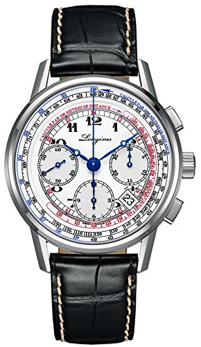 Longines Heritage Collection Tachymeter Chronograph L2 781 4 13 2