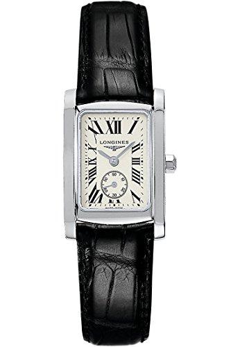 Longines Damen Armbanduhr Elegance Dolce Vita Analog Quarz L51554712