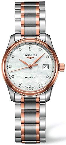 Longines Armband Zweifaerbiger Edelstahl Gehaeuse Zweifaerbiges Stahl Automatik L22575897