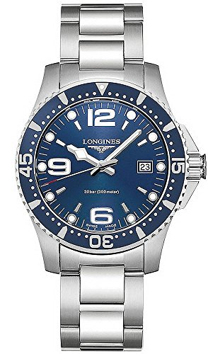 Longines L37404966 Hydroconquest Quartz Herren Uhr
