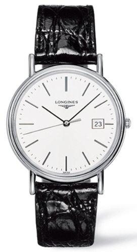 Longines L47904122 La Grande Classique Presence Quartz Herren Uhr