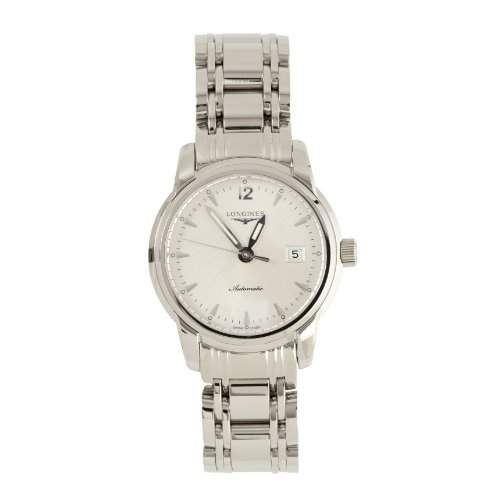 Longines Damen-Armbanduhr XS Saint-Imier Analog Automatik Edelstahl L25634726