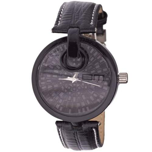 High Quality BLING MASTER Uhr - ESSENCE schwarz