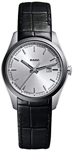 Rado Herren-Armbanduhr Analog Quarz Leder 11101103110