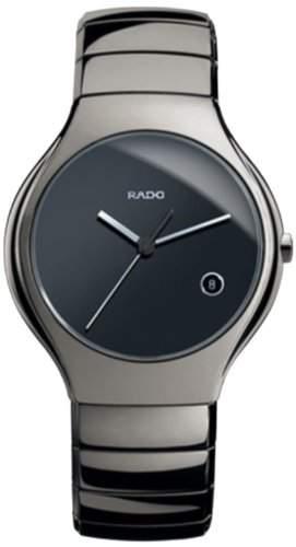 Rado Herren-Armbanduhr XL Analog Quarz Keramik 11506543015