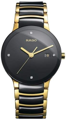 Rado Herren-Armbanduhr XL Analog Quarz Keramik 11509293071