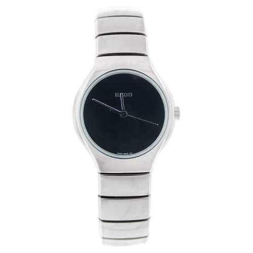 Rado Damen-Armbanduhr XS Analog Quarz Keramik 31806563015