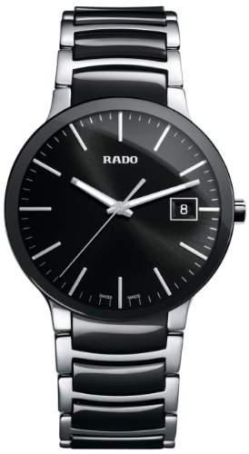 Rado Herren-Armbanduhr XL Analog Quarz Keramik 11509343016