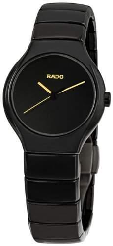 Rado Damen-Armbanduhr XS Analog Quarz Keramik 31806553017