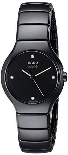 Rado Damen-Armbanduhr XS Analog Quarz Keramik 31806553075