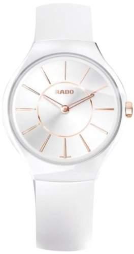 Rado Damen-Armbanduhr XS Analog Quarz Gummi 42009583110