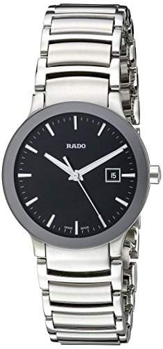 Rado Damen-Armbanduhr XS Analog Quarz Edelstahl 11109283015