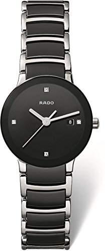 Rado Damen-Armbanduhr XS Analog Quarz Edelstahl 11109353071