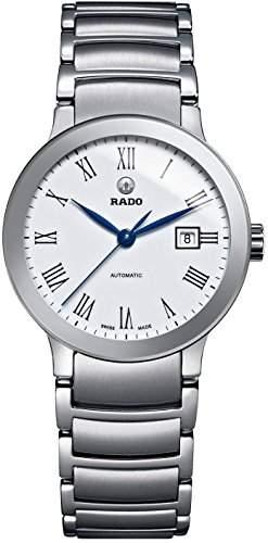 Rado Damen-Armbanduhr XS Analog Automatik Edelstahl 56109403001