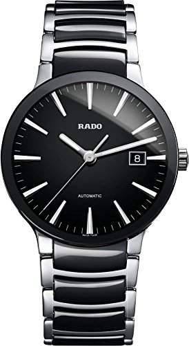 Rado Herren-Armbanduhr XL Analog Automatik Edelstahl 65809413015
