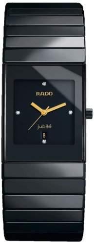 Rado Herren-Armbanduhr Analog Quarz Keramik 15203473074