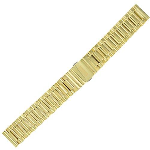 Rado 18 18 mm Edelstahl Gold Band