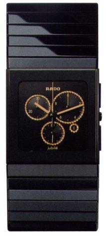 Rado Ceramica XL Chronograph Herren Armbanduhr R21714722