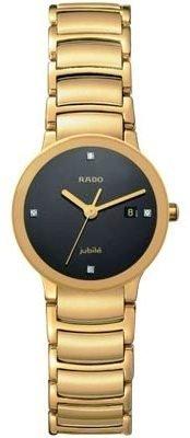 Rado Analog edelstahl Gold R30528713