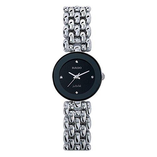 Rado Florence Diamonds 23mm Armband Edelstahl Gehaeuse Saphirglas Batterie R48744723