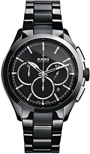 Rado Herren Armbanduhr Chronograph Automatik Keramik 650 0275 3 015