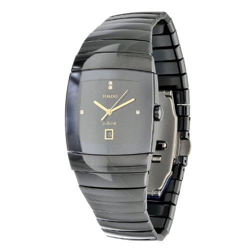Rado Herren R13724712 Sintra Keramik schwarz Uhr