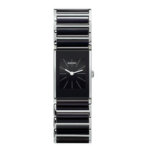 Rado Damen r20786152 Integral schwarz Zifferblatt Armbanduhr by RADO
