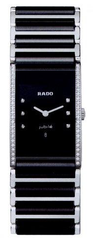 Rado Unisex Armbanduhr Analog Quarz Edelstahl 160 0758 3 175