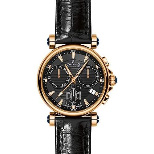 Charmex Herren-Armbanduhr Fith Avenue Chronograph 2576
