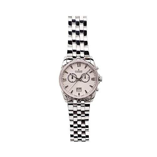Charmex Geneva Herren 42mm Chronograph Datum Uhr 2670