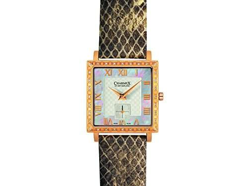 Charmex Damen-Armbanduhr Paris 6055