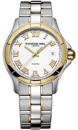 RAYMOND WEIL HERREN 39MM SAPHIRGLAS DATUM UHR 2970-SG-00308
