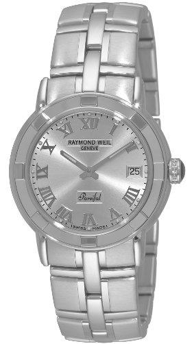 Raymond Weil 9541 ST 00658 Maenner Parsifal Uhr aus Edelstahl