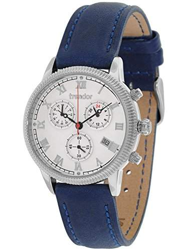 trendor Chronograph Damenuhr 7600-02