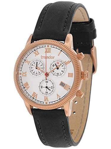 trendor Chronograph Damen-Armbanduhr 7601-01