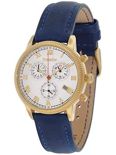 trendor Chronograph Damenuhr 7602-08