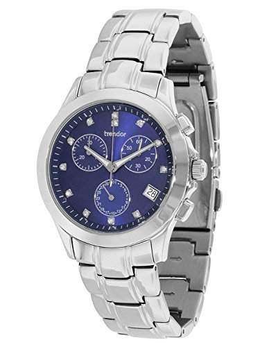 trendor Chrissy Damen-Chronograph 7622-08