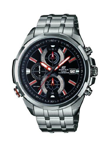 Casio Edifice Chronograph Quarz Edelstahl EFR 536D 1A4VEF