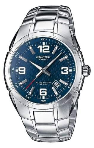 Casio Edifice Herren-Armbanduhr Analog Quarz EF-125D-2AVEF