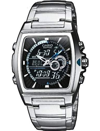 Casio Edifice Herren-Armbanduhr Analog-Digital Quarz EFA-120D-1AVEF