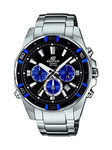 Casio Herren-Armbanduhr Analog Quarz Resin EFR-534D-1A2VEF