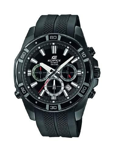 Casio Herren-Armbanduhr Analog Quarz Resin EFR-534PB-1AVEF