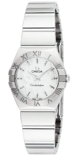 Omega Constellation Polished Quartz 12310246005002